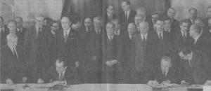 Москва. Кремль. 24 мая 1972 года. Подписание советско-американских соглашений. Фото: ТАСС