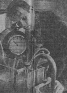 инженер-химик Анду Олеск